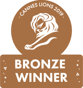 Bronze Lion Cannes 2019