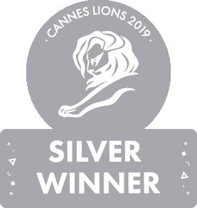Silver Lion Cannes 2019
